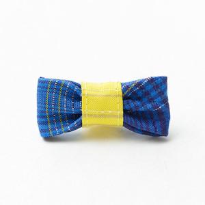 Sai(彩)うらそえ織りピンブローチ